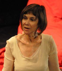 comédiennee metteur en scène LA STRADA